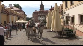 Telewizja Wałbrzych - Zawody w powożeniu tradycyjnym