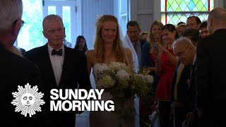 From 2012: Bill Geist as father of the bride