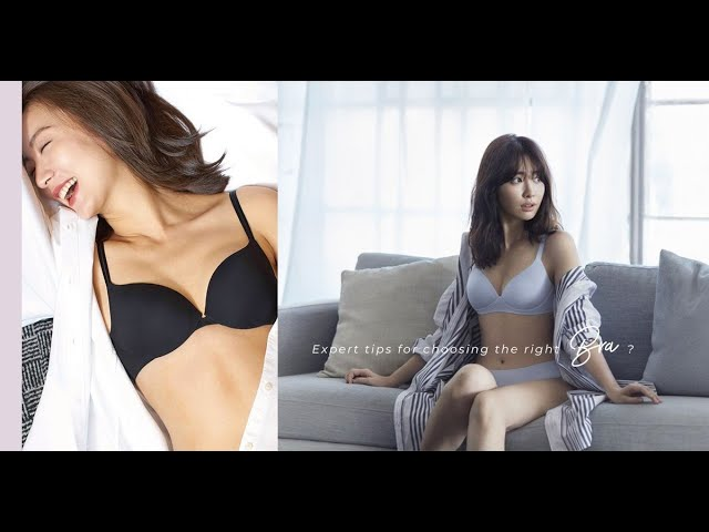 Beauty Hacks:戴無鋼圈胸圍令胸部下垂?專家分享揀胸圍與保養小貼士