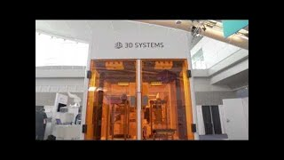 3D Systems' Figure 4 Platform at RAPID + TCT 2017