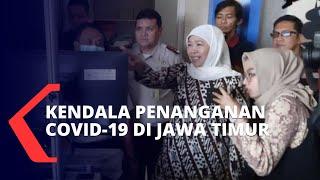 Soal Kendala Penanganan Covid-19 di Jawa Timur, Seperti Apa?