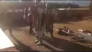 Обращение к Эрлик хану, Богу Смерти
