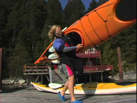 How to Carry Sea Kayaks