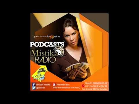 Podcasts Mistika Radio Especial de Flores de Bach