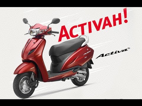All New BS lV engine,Rs 50,730, HONDA  Activa 4G  2017, Specification,Walkaround,Top Speed