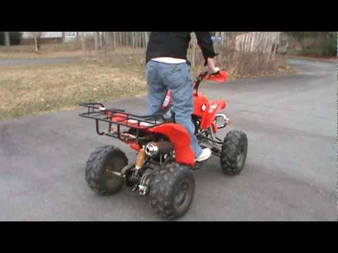 all atv wiring diagram hunter ceiling fan pull switch gio beast 200cc atv.mpg - youtube