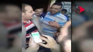 فيديو| اشتباكات داخل مستشفى بسيون لعدم وجود أطباء