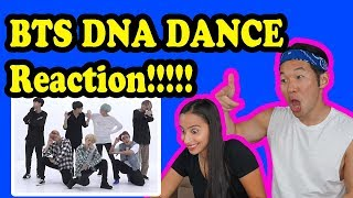 BTS DNA DANCE PRACTICE REACTION!!! MP3