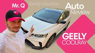 Mr. Q tests how cool the new Geely Coolray is!
