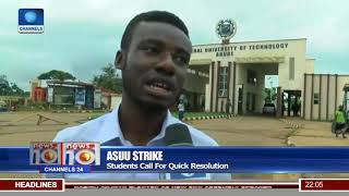 ASUU Strike: Imo, Ogun Chapters Join Action