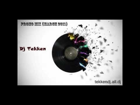 DJ Tekken- Promo Mix (March 2011)
