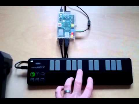 Repeat Raspberry Pi Midi by Nick Stanish - You2Repeat