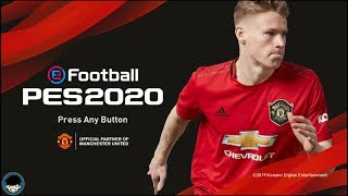 Fifa 20 Mod Special Pes 2020 Edition Efootball Best Graphics Face & Kits Full Update Transfers