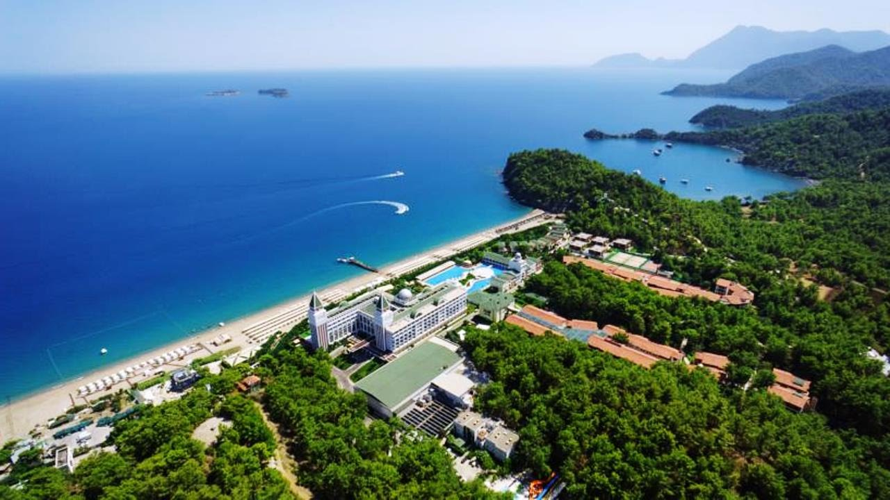Top10 Recommended Hotels in Kemer, Antalya Province ...