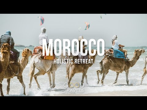 GOODTRAVELS - Morocco Holistic Retreat 2018