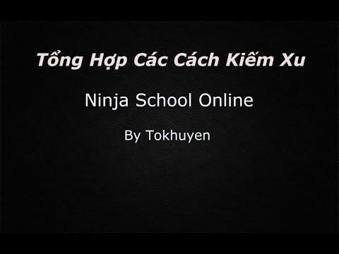 hack xu ninja school online tren may tinh - ►Ninja School Online | Tổng Hợp Các Cách Kiếm Xu