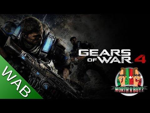 Gears of War 4 (PC) - Worthabuy?