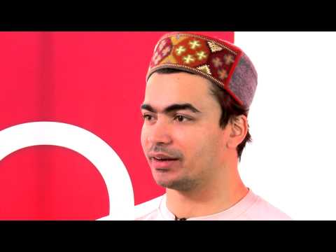 Indian luger Shiva Keshavan on QTV
