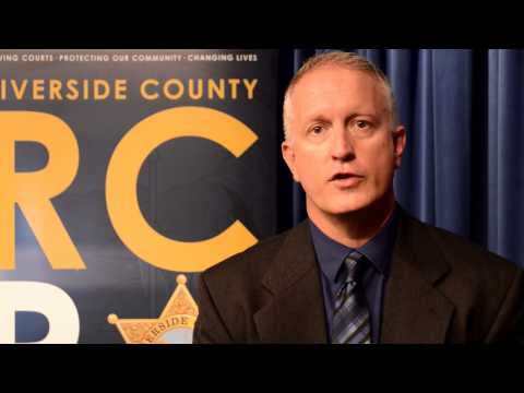 Riverside County Probation Department Background Video