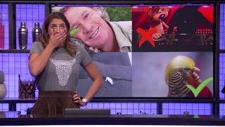 """Het missertje van Marieke: """"Wat erg!!"""" - RTL LATE NIGHT"""