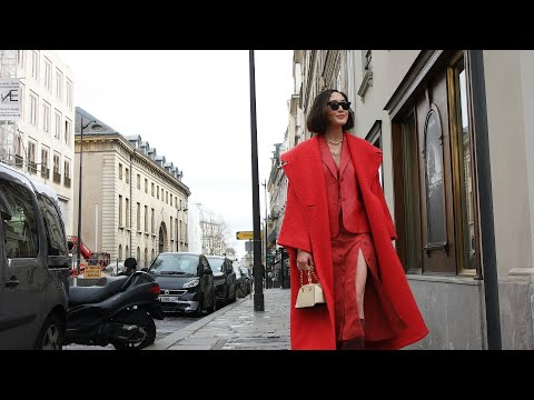 Street Style Highlights | Paris Fashion Week S/S 2018 from YouTube · Duration:  4 minutes 4 seconds