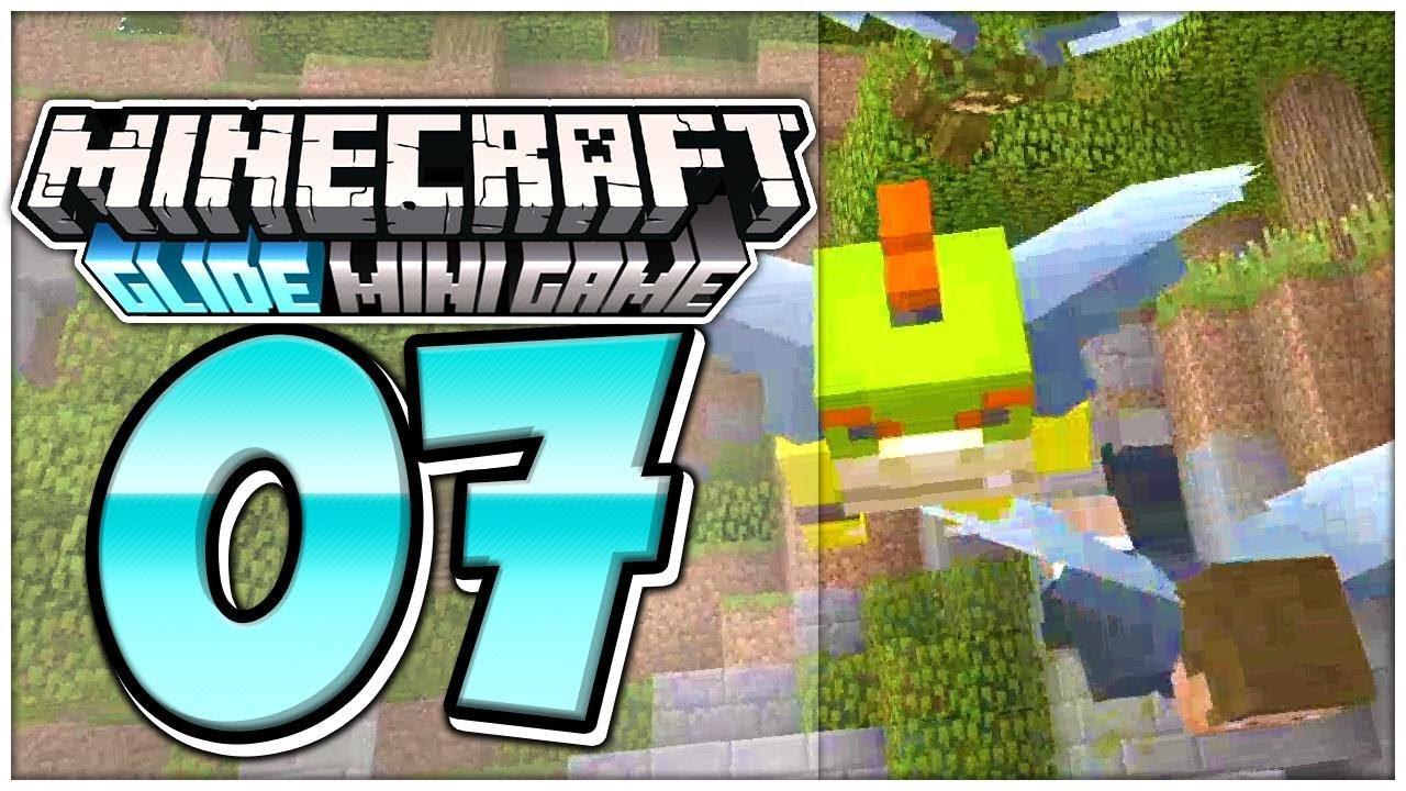 Minecraft Glide Mini Game SWITCH Part Ich Kann Das Nicht In - Minecraft kann nicht spielen