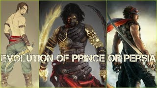 The Evolution & History of Prince of Persia [1989-2010]