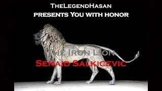 Ready For War - Training des eisernen Löwens Senaid Salkicevic - Muay Thai Kickboxing K1 (Full HD)