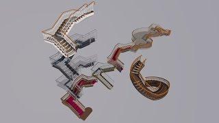 Расширение для ARCHICAD-ArchiSuite_создание лестниц_Айхан Нагиев