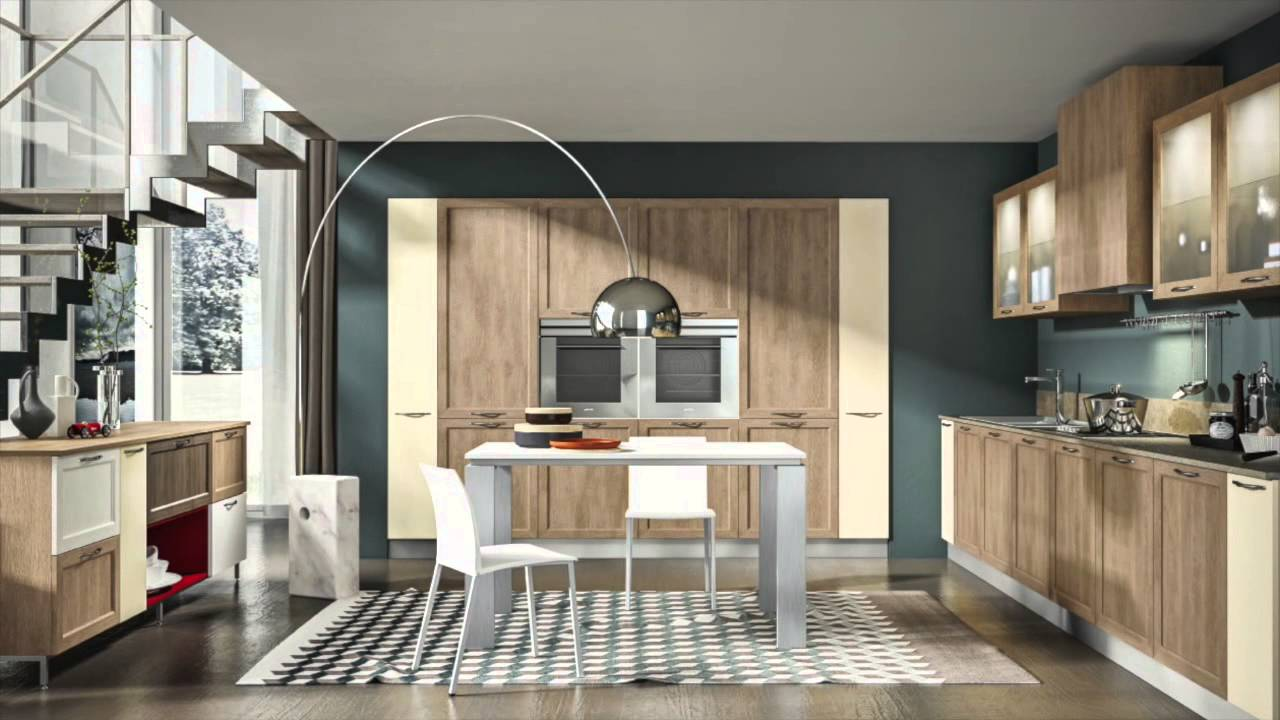 Quadrica home cucine youtube for Home cucine