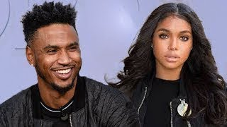 Trey Songz And Crew Celebrate Lori Harvey's Birthday!!!!