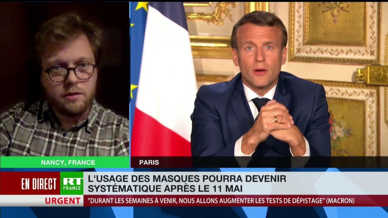 Macron prononce les mots «relocalisation» et «planification» : une conversion politique ?