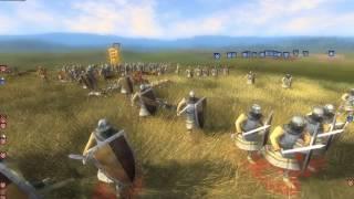 Real Warfare 1242 gameplay: Battle description part 1