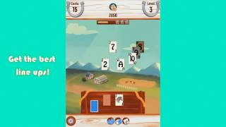 Solitaire Horse Game Cards - Gameplay video