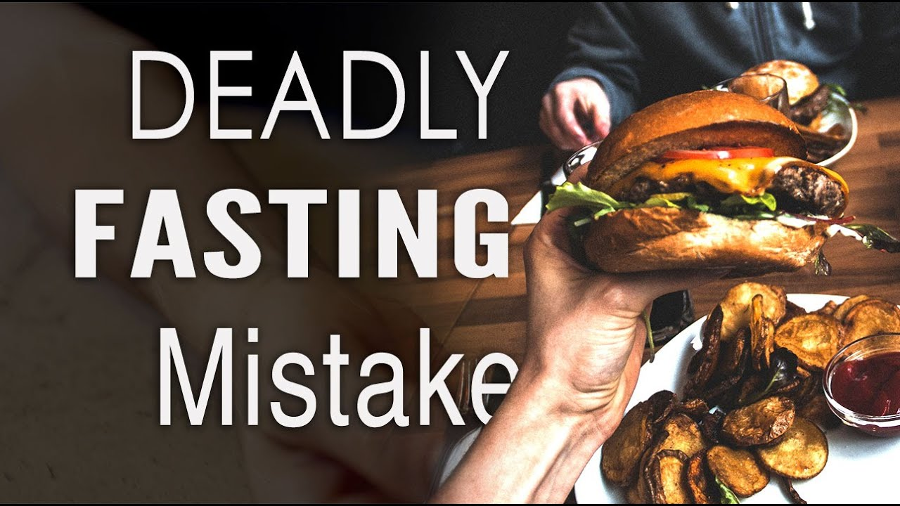 Be Careful How You Eat AFTER You FAST! (Don't Make This Mistake!)
