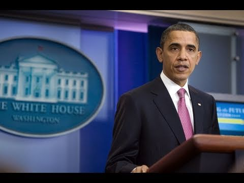 White House Press Briefing: President Obama On Shooting in Germany