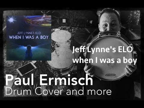 Jeff Lynne's ELO - When I Was A Boy (Drum Cover #57)