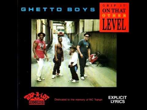 Geto Boys - No Sellout