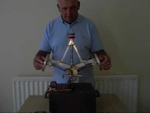 Antigravity Machine (Part 3) Sandy Kidd Gyro Gyroscopes