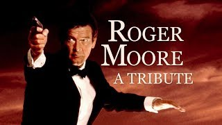 A Tribute to Roger Moore's James Bond