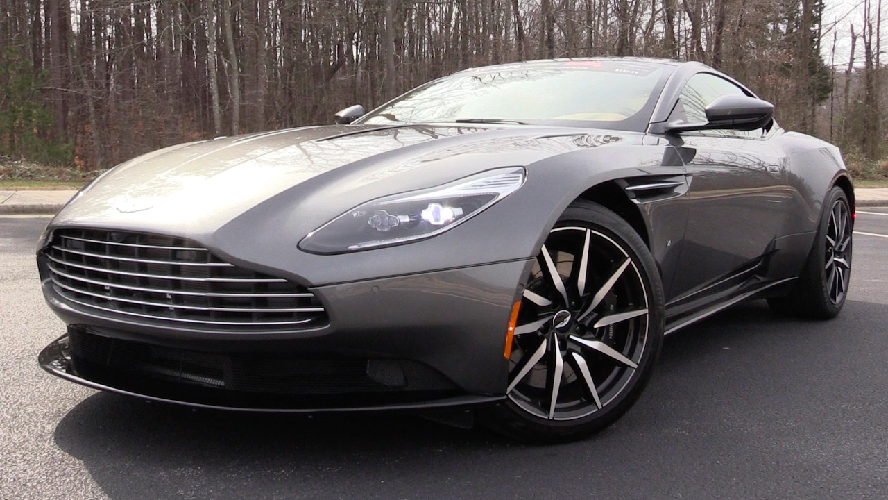 2017 Aston Martin Db11 Road Test In Depth Review Youtube