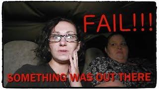CREEPY CEMETERY!!! EPIC FAIL!!!!