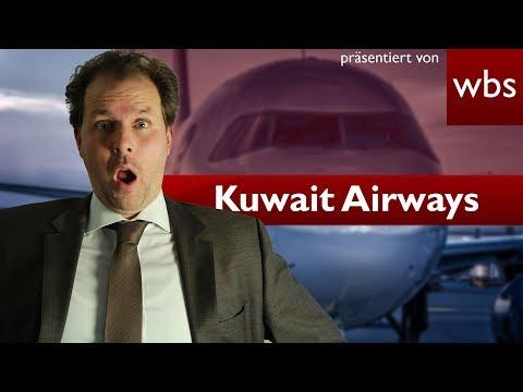 Darf Kuwait Airways Deutsch-Israeli Flug verweigern? | Rechtsanwalt Christian Solmecke