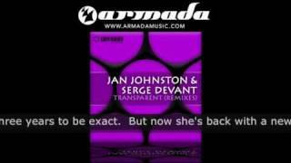 Jan Johnston & Serge Devant - Transparent (Outback Remix) (CVSA018)