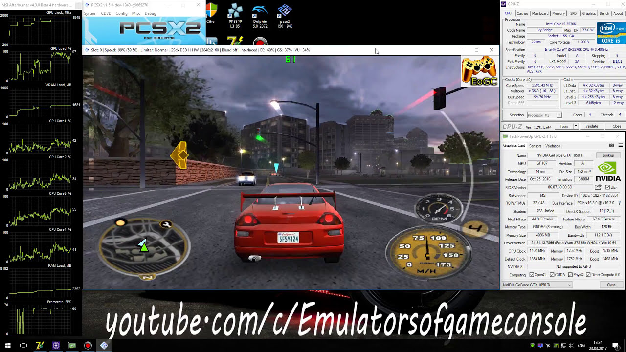 Pcsx2 1 5 0 Ps2 Emulator - Midnight Club 3: Dub Edition Remix (2006)   Ingame 4k 60fps  Test #4  Emulators For Pc 12:26 HD