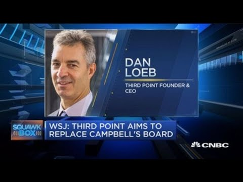 Third Point Aims to Replace Campbell Soup's Entire Board