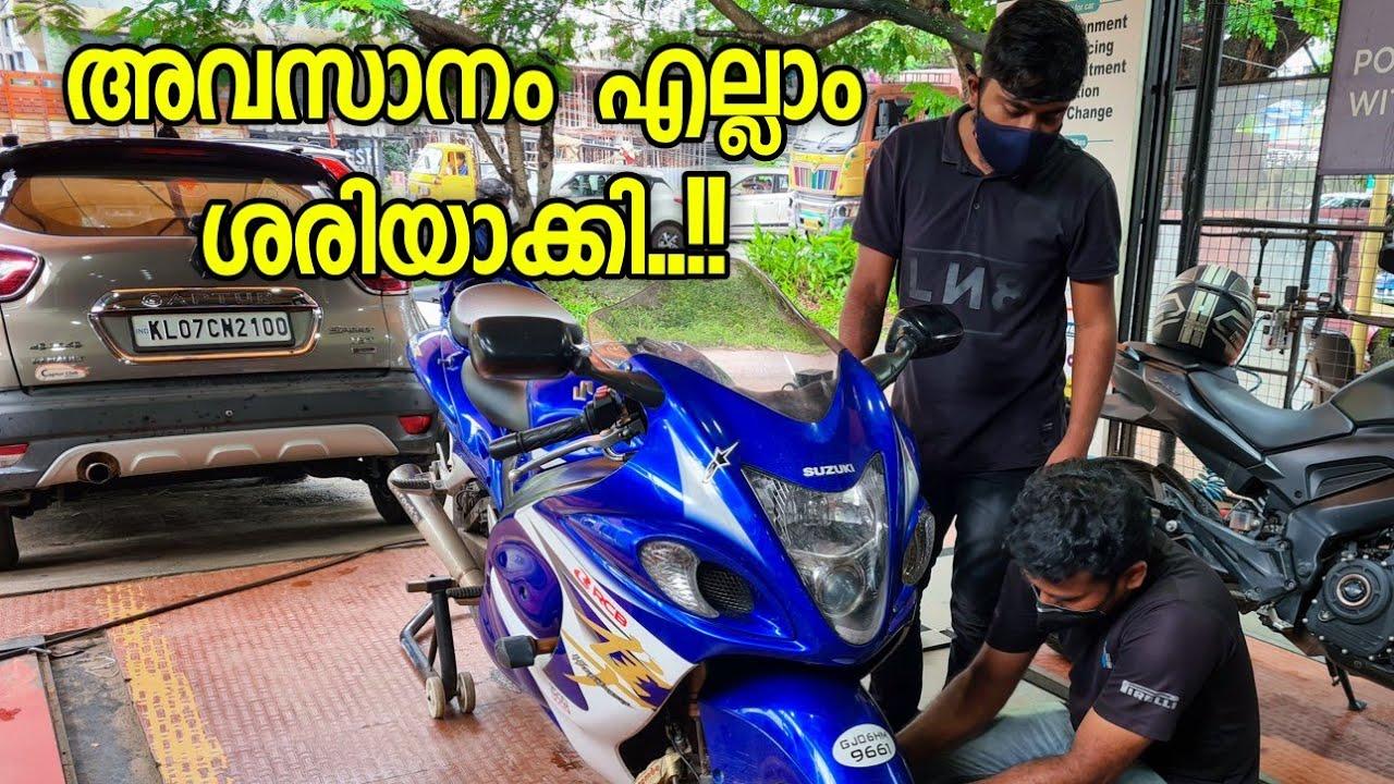 Last Part - New Helmet Jacket Tyre 😁