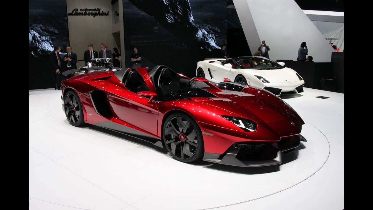2012 Geneva Auto Show Highlights - Inside Line