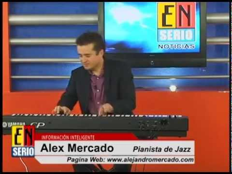 Alex Mercado The Watched
