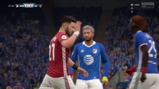 FIFA 17 PS4 | LFRM MPL | 22 тур | Gangsters - ACADEMY X